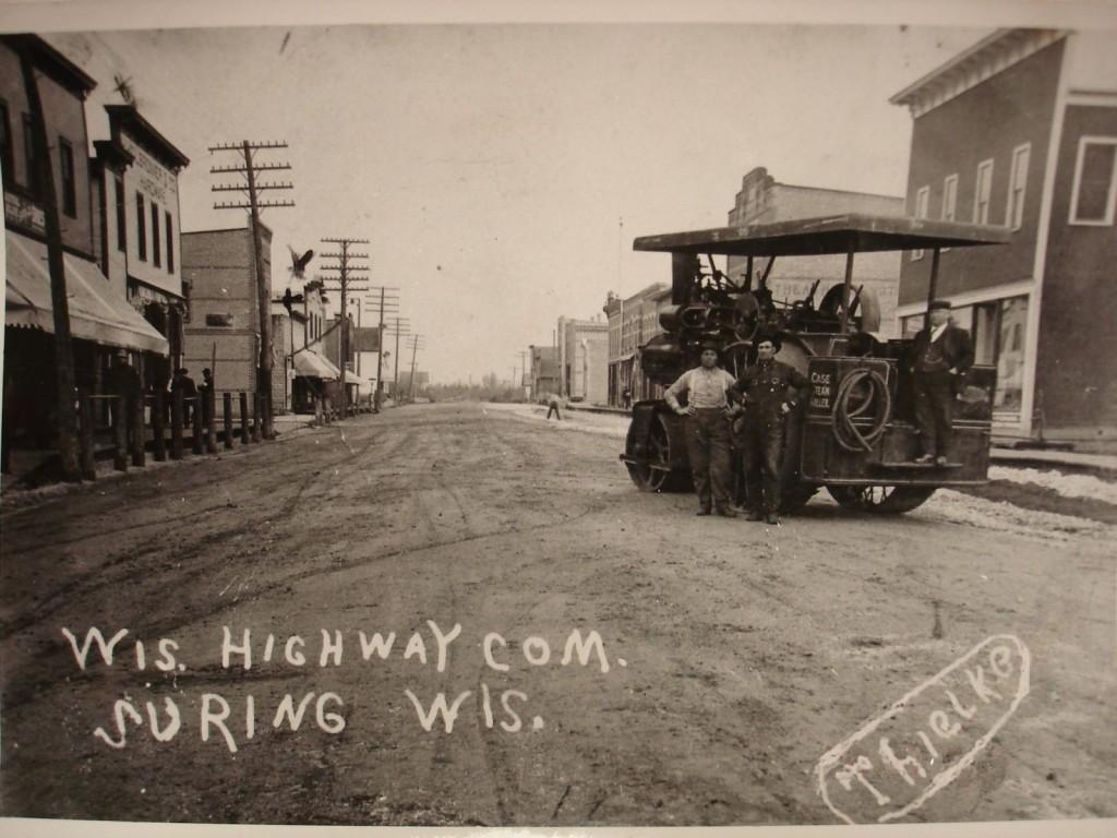Paving Street - 1908